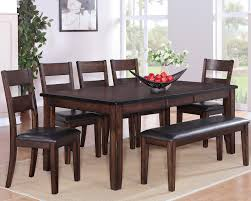 5 Piece Dining Room Set With Bench by Maldives 5 Piece Dinette Table And 4 Chairs 699 00 Table 459 00