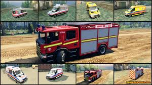 100 Gta 4 Fire Truck Mod Materials For April 2015 Year Download Simulator S ETS2 ATS
