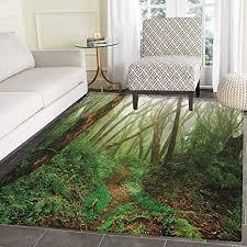 de wald teppiche für schlafzimmer gruseliger
