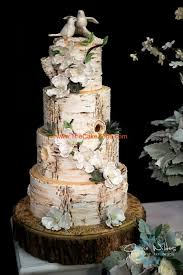 213 Best Nature And Rustic Cakes Images On Pinterest