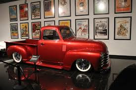 Video: Travis Barker's '51 Chevy Truck - Rod Authority