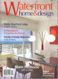 100 Home And Design Magazine Waterfront Vol 3 No 1 Winter 2007