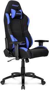 AKRACING Core EX Gaming Chair Black/blue | Conrad.com Akracing Core Series Blue Ex Gaming Chair Nitro Concepts S300 4 Color Available Nitro Concepts Iex Gravity Lounger Gamer Bean Bag Black 70cm X 80cm Large Video Eertainment Bags Scan Pro On Twitter Ending Something You Can Accsories Kinja Deals You Can Game Like Ninja With This Discounted Summit Desk Ln94334 Carbon Inferno Red
