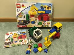 Lego Duplo 5691 Toy Story 3 Space Crane Woody Buzz Lightyear Garbage ... Lego 5637 Garbage Truck Trash That Picks Up Legos Best 2018 Duplo 10519 Toys Review Video Dailymotion Lego Duplo Cstruction At Jobsite With Dump Truck Toys Garbage Cheap Drawing Find Deals On 8 Sets Of Cstruction Megabloks Thomas Trains Disney Bruder Man Tgs Rear Loading Orange Shop For Toys In 5691 Toy Story 3 Space Crane Woody Buzz Lightyear Tagged Refuse Brickset Set Guide And Database Ville Ebay