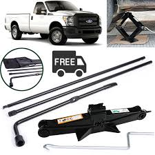 100 F450 Truck For Ford F250 F350 F550 SuperDuty Pickup Spare Tire Tool