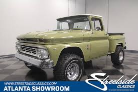 100 Chevy Trucks For Sale In Indiana 1963 Chevrolet C10 4X4 For Sale 79984 MCG
