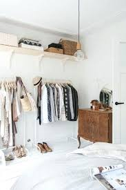 Small Space Clothes Storage Lovable Bedroom Ideas Best On
