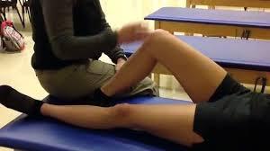 Anterior Drawer Test & Posterior Drawer Test Knee Joint Video