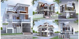 100 Designs Of Modern Houses House Plan By SI Consultant Engineering Discoveries