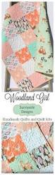 Woodland Creatures Nursery Bedding by 616 Best Quilt Kits Images On Pinterest Quilt Kits Handmade