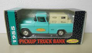 Ertl 1955 True Value Chevy Pickup Truck 1/25 Scale Locking Bank ... Chevy Sedan Dilivery Truck Bank True Value 124 Scale Diecast New Custom Vinyl Box Truck Wrap Executive Detail Graphics Med Heavy Trucks For Sale Stock 756 1997 Ford E450 15 Foot Box Truck 101k Miles Car And Van Hire Yorkshire Minibus Rental Arrow Self Drive Hd Video 2005 Gmc C7500 24ft Box See Www Enterprise Moving Cargo Pickup