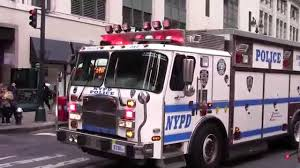 100 Fdny Fire Trucks NYPD FDNY Responding Police Cars Firetrucks On New York Streets