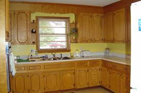 Kitchen Soffit Painting Ideas by Beautiful Staged Homes Updating A Kitchen That Has Soffits