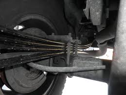 100 Truck Leaf Springs Flattened Out Leaf Springs Bob Is The Oil Guy
