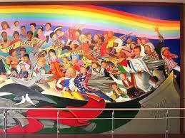 denver international airport murals pictures denver international airport murals slide show