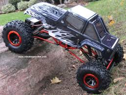 100 Rock Crawler Rc Trucks RC Truck Electric 110 Scale RTR 24G 4WD 12111