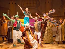 A Musical Panto Relaxed Performance 12 31 at 2pm People s
