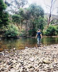 100 Lerderderg State Park The River Is Pretty Dry At Vic Australia But