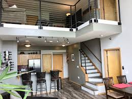 100 Loft Style Home Fully Furnished Two Bedroom Modern Condo In Milwaukee