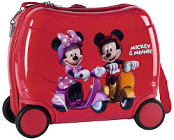 Mickey Mouse Flip Out Sofa by Mickey U0026 Minnie Ride On Suitcase Disney Purses U0026 Bags