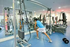 salle de musculation du palais des sports mairie de puteaux