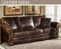 Thomasville Leather Sofa Recliner by Thomasville Leather Sofa Sofas