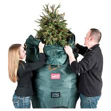 Large Upright Christmas Tree Storage Bag by Treekeeper Adjustable Tree Storage Bag Large Target
