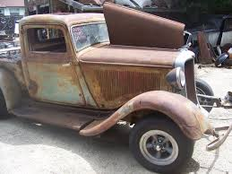 100 1934 Dodge Truck Parting Out 1933 1935 KC Pickup The HAMB