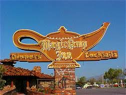 Magic Lamp Restaurant Rancho Cucamonga California by Route 66 And The Inland Empire