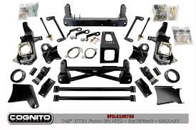 100 Norcal Truck Cognito Lift Kit 79 Front NTBD 4wd Stabilitrak