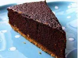 Healthy Chocolate Pumpkin Desserts by Chocolate Pumpkin Pie Cake Healthy Gluten Free Dessert
