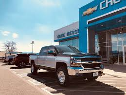 Gene Messer Chevrolet Is A Lubbock Chevrolet Dealer And A New Car ...