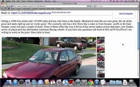 Here's Why You Should Attend Craigslist Okc Cars And Trucks