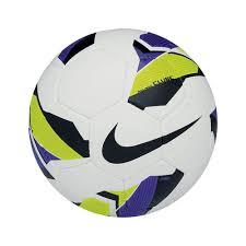 Nike5 Rolinho Clube Pro Futsal Soccer Ball White Volt Black