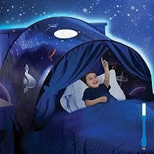 tents spielzelte bettzelt bettzelt traumzelt kid s kinder schlafzimmer dekoration kinder lesen weltraumabenteuer