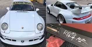 100 Porsche Truck Price RWB 911 Widebody For Sale Rare Tuner 993
