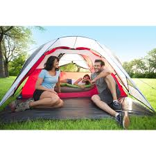 Campvalley 4-Person Instant Dome Tent, Red - Walmart.com Tent Rentals Wedding Event Party Universal Awning Annexe For Sale Childrens Tee How To Make Home Retractable Awnings Canopies Window Coverings Residential City Canvas House Spokane Valley Wa Vestis Systems Tents Waterproof For Camping At Walmart Canada To Put Up A Pop Camper Ebay Commercial Kansas Metal Amazoncom Screen With And Side Walls Pinnacle San Signs