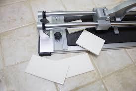 Superior Tile Cutter No 1 by M D Blog U2013 M D Building Products Inc