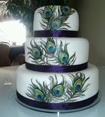 16 of 21 Peacock Wedding Cakes 364