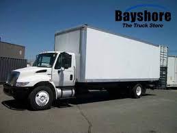 100 International Box Truck INTERNATIONAL BOX VAN TRUCKS FOR SALE