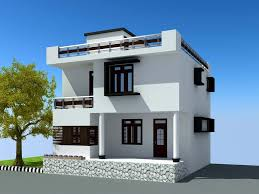 Awesome 3d Home Elevation Design Ideas - Interior Design Ideas ... Floor Plan Modern Single Home Indian House Plans Building Elevation Good Decorating Ideas Front Designs Simple Exterior Design Home Design Httpswww Download Tercine Beauteous Small Elevations New Erven 500sq M Modern In In Style Best