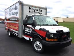 Free Moving Truck Rental | Moove In Self Storage