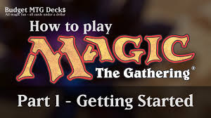 Deathtouch Deck Standard 2015 by Tutorial U2013 How To Play Magic The Gathering U2013 Part 1 Getting