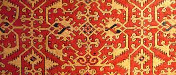 Lotto Carpet Design Usak 16C Museum Islamic Art2 Istanbul Turkey