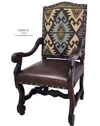 Barrow Western Dining Room Chairs | Western Furniture Store ...