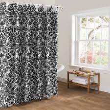 großhandel schwarz weiß barock wasserdicht duschvorhang verdicken badezimmer vorhänge home decor bad vorhang für das bad neu zhanshen001 15 9
