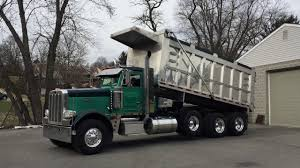 100 Peterbilt Tri Axle Dump Trucks For Sale 2009 388 Sn 9D791027 Part 1 Truck By