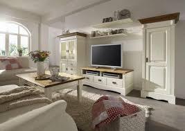 wohnzimmer komplett kiefer creme goldbraun im landlichen
