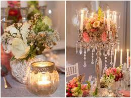 Elegant Vintage Wedding Ideas In Peach Silver
