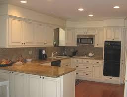 top kitchen soffit decor ideas